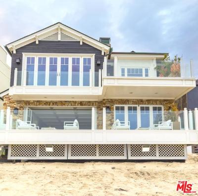Malibu Rental For Rent: 119 Malibu Colony Road