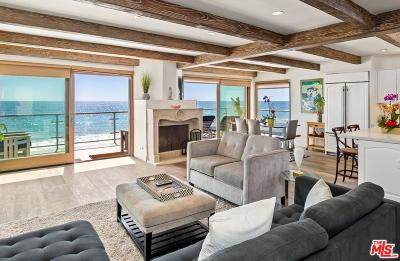 Malibu Single Family Home For Sale: 21332 Pacific Coast Highway