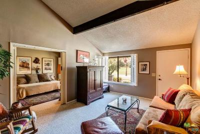 Palm Springs Condo/Townhouse For Sale: 2010 Golf Club Drive #7