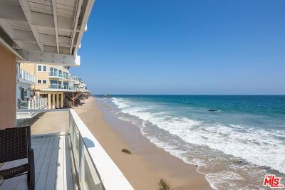 Malibu Single Family Home For Sale: 20120 Pacific Coast Highway