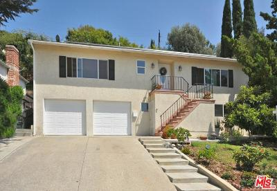 Glendale Single Family Home For Sale: 544 Woodbury Road
