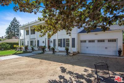 Toluca Lake Single Family Home For Sale: 4647 Arcola Avenue