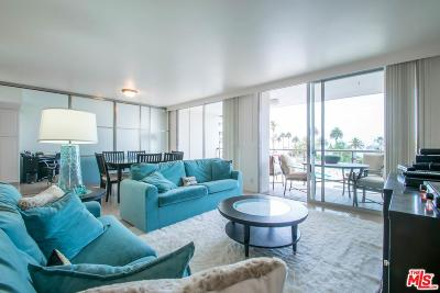 Santa Monica Condo/Townhouse For Sale: 201 Ocean Avenue #401P