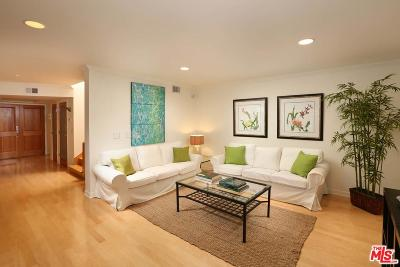 Santa Monica Condo/Townhouse For Sale: 1520 Princeton Street #1