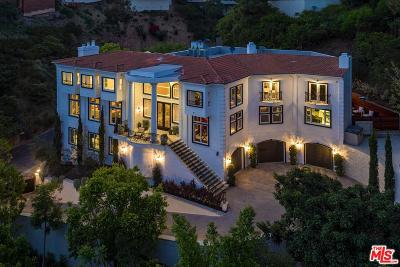 Beverly Hills Single Family Home For Sale: 1404 Dawnridge Drive