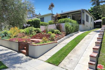 Cheviot Hills/Rancho Park (C08) Single Family Home For Sale: 2515 Patricia Avenue