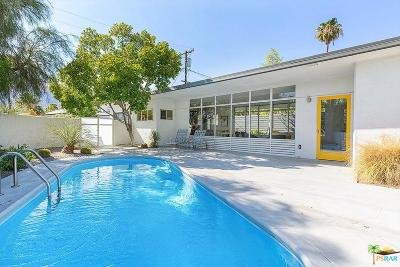 Palm Springs Single Family Home For Sale: 1358 East Alejo Road