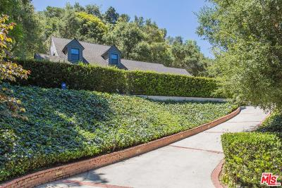 Beverly Hills Single Family Home For Sale: 9778 Oak Pass Road
