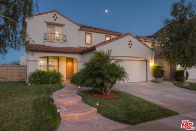 Stevenson Ranch Single Family Home For Sale: 25420 Hopkins Place
