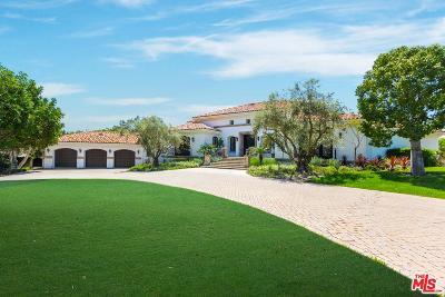 Malibu Single Family Home For Sale: 6110 Merritt Drive