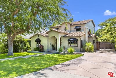Monrovia Single Family Home For Sale: 171 North Sunset Place