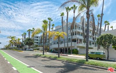 Santa Monica Condo/Townhouse For Sale: 110 Ocean Park #205