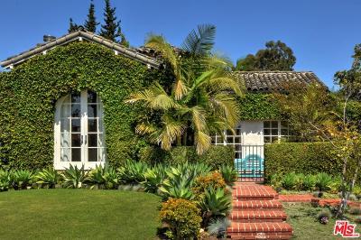 Single Family Home For Sale: 118 South La Jolla Avenue