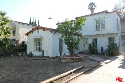 Single Family Home For Sale: 171 South Vista Street