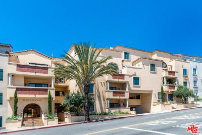 West Hollywood Condo/Townhouse For Sale: 851 North San Vicente #205