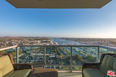 Marina Del Rey Condo/Townhouse For Sale: 13700 Marina Pointe Drive #1503