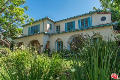 Cheviot Hills/Rancho Park (C08) Single Family Home For Sale: 2723 Forrester Drive