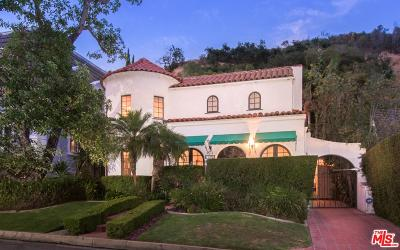 Rental For Rent: 1550 North Beverly Drive