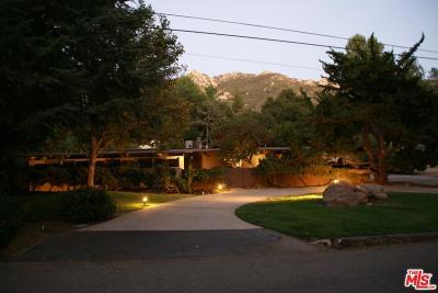 Calabasas Rental For Rent: 714 Crater Oak Drive
