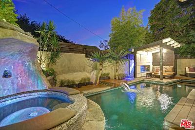West Hollywood Single Family Home For Sale: 8920 Cynthia Street