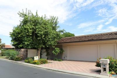 Rancho Mirage CA Single Family Home For Sale: $419,000