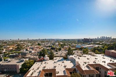 West Hollywood Condo/Townhouse For Sale: 1100 Alta Loma Road #1405