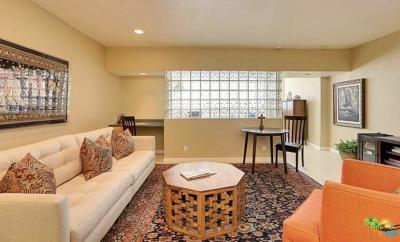 Palm Springs Condo/Townhouse For Sale: 277 East Alejo Road #113