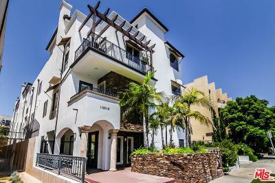 Toluca Lake Condo/Townhouse For Sale: 10913 Whipple Street #105