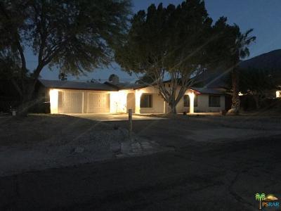 Palm Springs Rental For Rent: 565 West Yorba Road