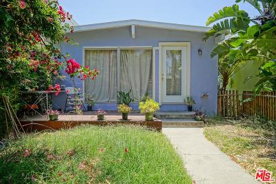Venice Single Family Home For Sale: 660 Marr Street