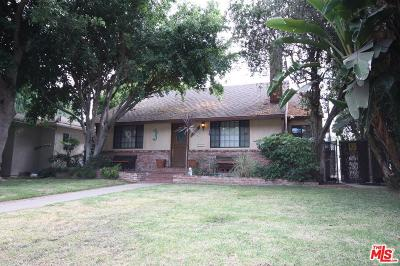 Cheviot Hills/Rancho Park (C08) Single Family Home For Sale: 2854 Westwood