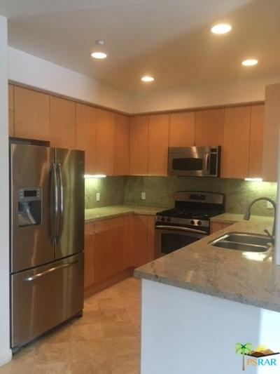 Palm Springs Condo/Townhouse For Sale: 1514 North Via Miraleste