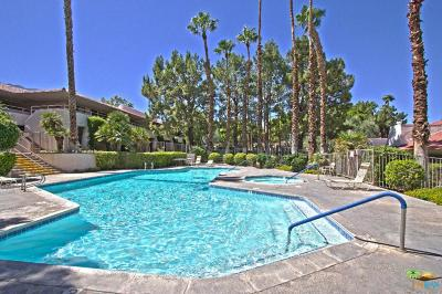 Palm Springs Condo/Townhouse For Sale: 675 North Los Felices Circle #214