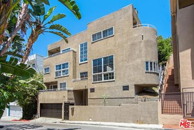 Hollywood Hills East (C30) Single Family Home For Sale: 6445 Deep Dell Place