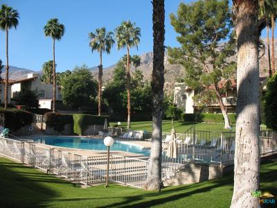 Palm Springs Condo/Townhouse For Sale: 2160 South Palm Canyon Drive #2