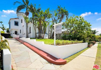 Pacific Palisades Single Family Home For Sale: 532 North Las Casas Avenue