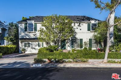 Los Angeles CA Single Family Home Sold: $2,995,000