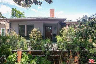 Single Family Home For Sale: 9135 Olin Street