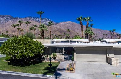 Palm Springs Condo/Townhouse For Sale: 2195 South La Paz Way