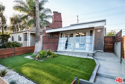 Burbank Single Family Home For Sale: 3205 West Alameda Avenue