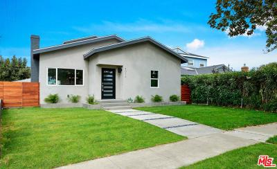 Culver City Single Family Home For Sale: 4016 Bledsoe Avenue