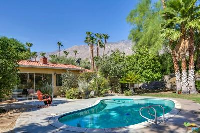 Palm Springs Single Family Home For Sale: 900 East Mel Avenue