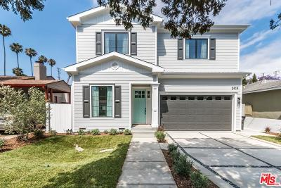 Los Angeles CA Single Family Home Sold: $1,895,000