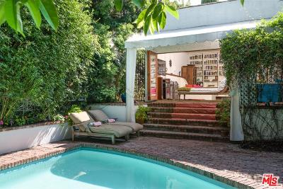 West Hollywood Single Family Home For Sale: 939 North Wetherly Drive