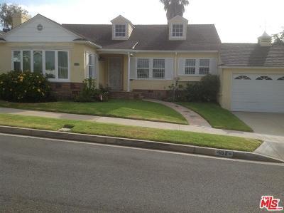 Single Family Home Closed: 4924 Vista De Oro Avenue