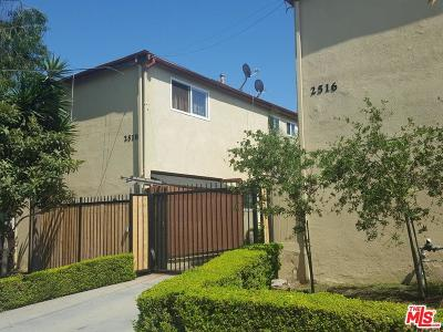 Santa Monica Rental For Rent: 2518 Virginia Avenue #C