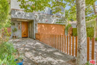 Pacific Palisades Single Family Home For Sale: 642 Swarthmore Avenue