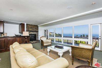 Malibu Single Family Home For Sale: 2688 Rambla Pacifico