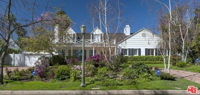Pacific Palisades Single Family Home For Sale: 1145 Corsica Drive