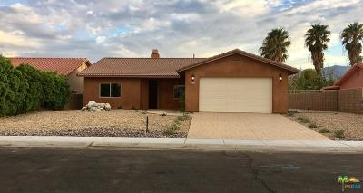 Cathedral City Single Family Home For Sale: 68315 Estio Road